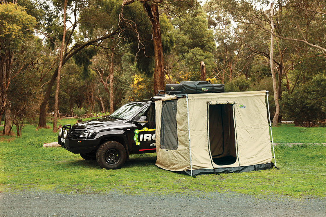 Room Enclosure Suits Iawning2 5m Ironman 4x4 Nz