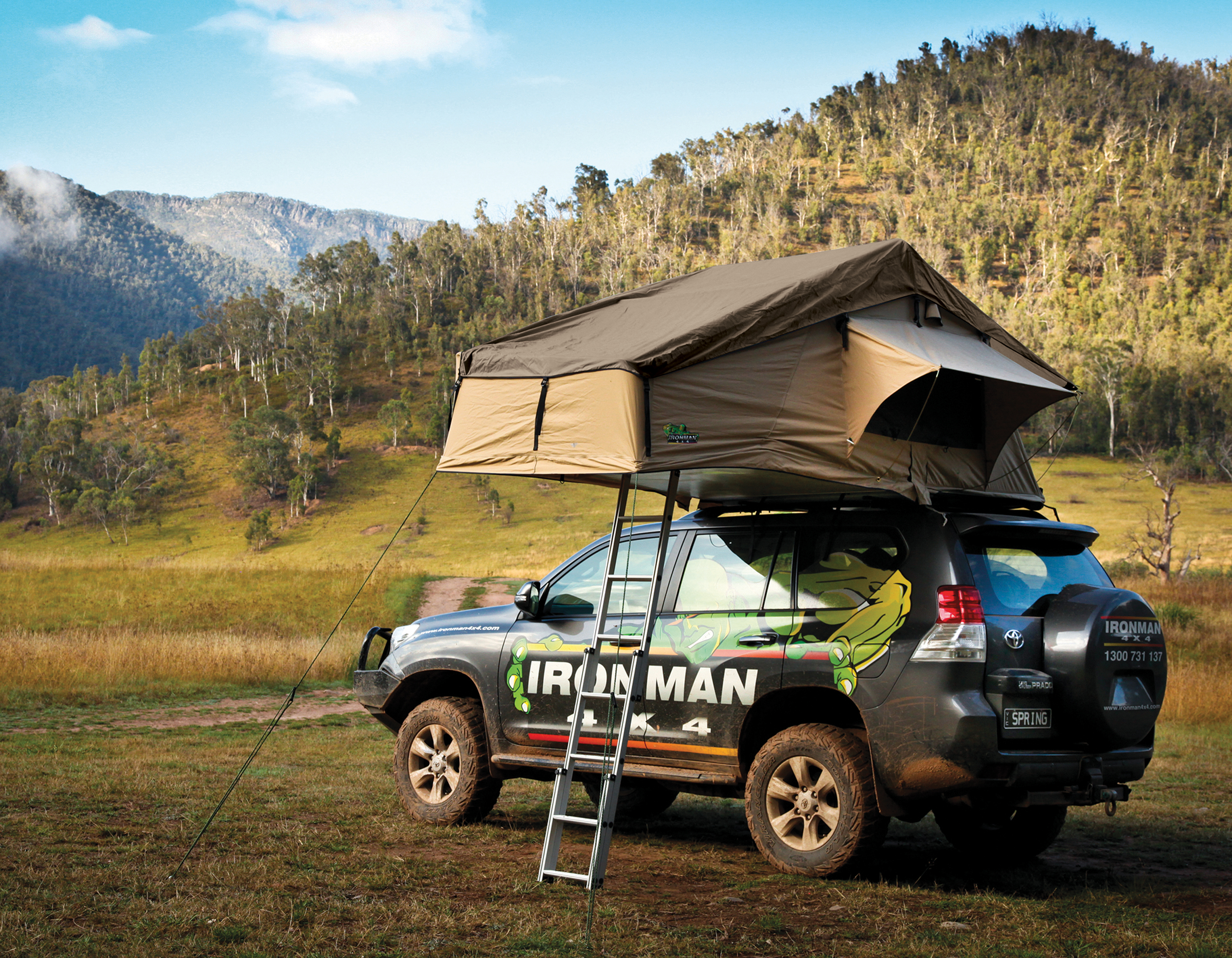 Roof Top Tent Only Ironman 4x4 Nz