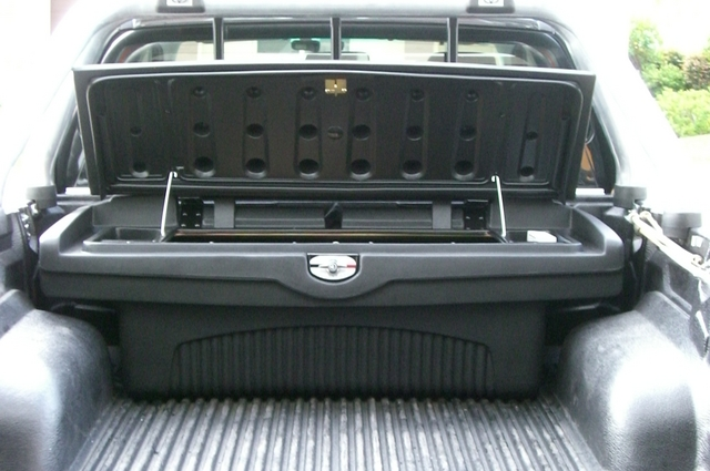 Ute Box 140l Ironman 4x4 Nz