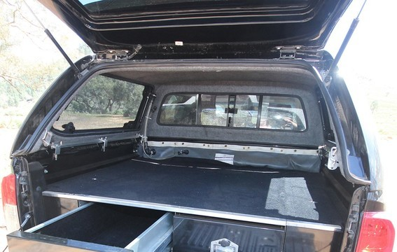 nissan navara np300 2015 pinnacle canopy - Open Canopy 2015