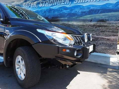 Mitsubishi Triton MQ 2015+ No Loop Bull Bar